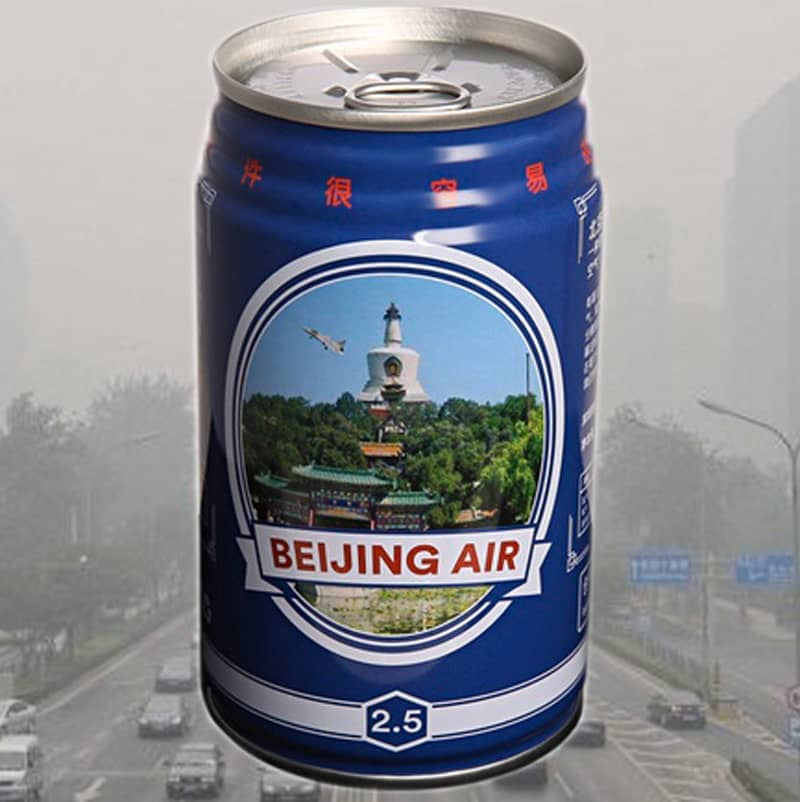 Beijing Air Can - Pekinger Luft aus der Dose - Lucy's Asian Kitchen - Design by Plastered 8